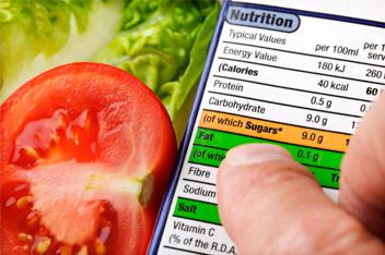 Estudios de etiquetado de alimentos